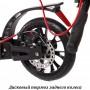Двухколёсный самокат Micar Storm Pro 200 Чёрный